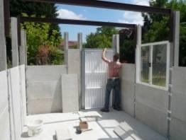 Garage Selbstbau Set : Montagefreundliche selbstbaugaragen